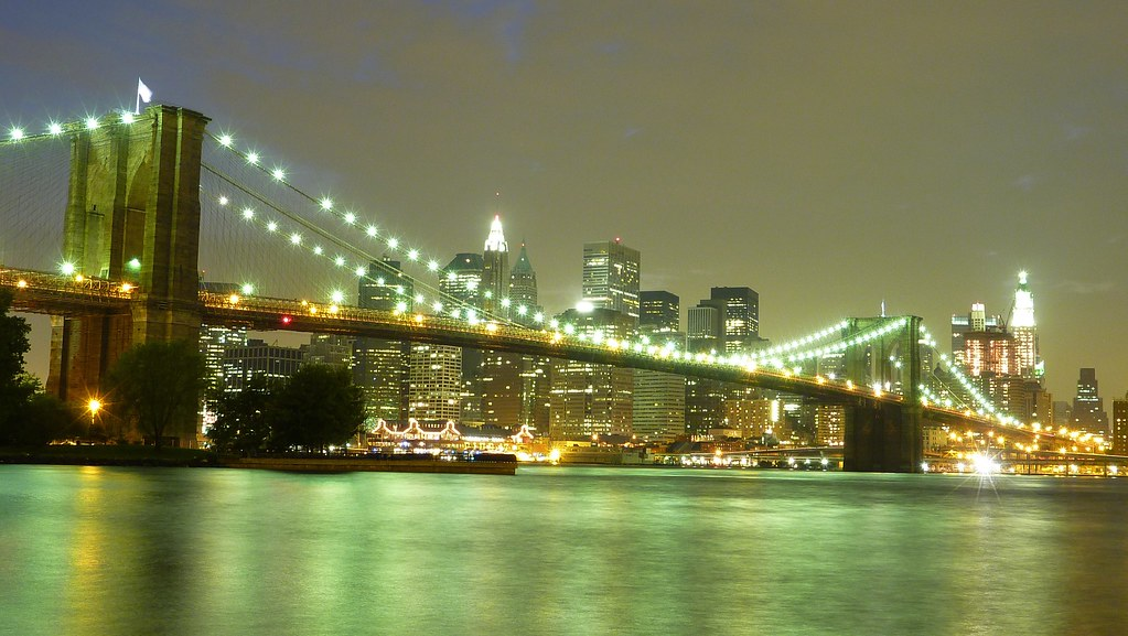 ブルックリンブリッジっす