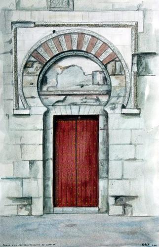 porta-a-la-catedral-mesquita-de-cordoba