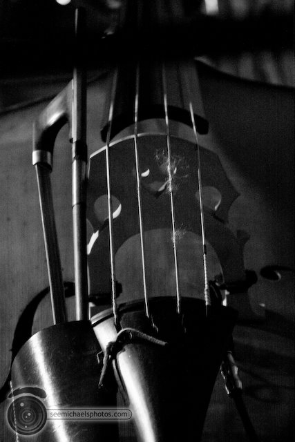 Bass Summit at Dizzy's 62809 © Michael Klayman-037