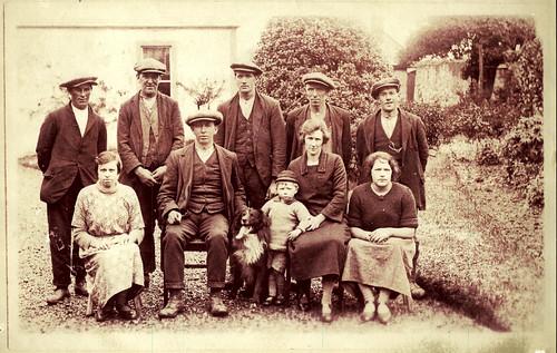 Cranhill Farm 1930s