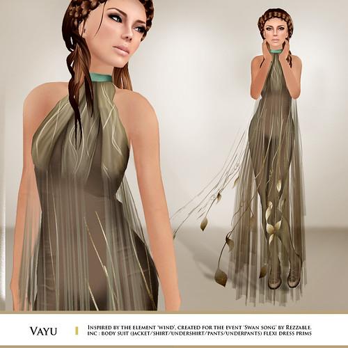 Zaara : Vayu for Swansong