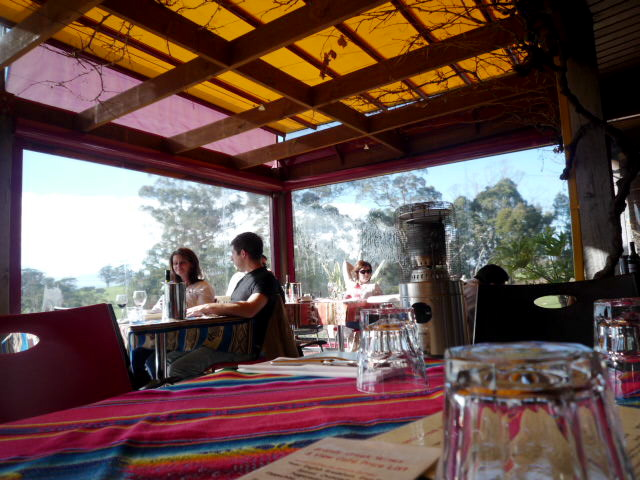 Brandy Creek Wines and View Cafe
