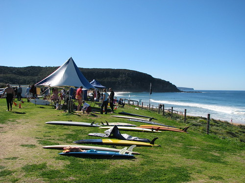 Surf competition por Eduardo Mariz.