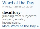 Dictionary.com Word of the Day