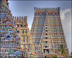 Raja Gopuram (Prabhu B Doss) Tags: india color architecture temple carved nikon vishnu vibrant paintings temples hindu sculptures kaveri carvings tamilnadu veda prabhu southindia trichy srirangam dravidian kovil gopuram cauvery koil rajagopuram d80 vimana gopurams templearchitecture hindhu kollidam sriranganathaswamytemple indiantemples ranganathar prabhub prabhubdoss sthapatya ramanujacharya lordranganatha vishishtadvaita 108divyadesams bhoologavaikuntam zerommphotography 0mmphotography