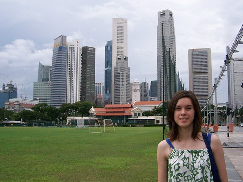anna @ the padang