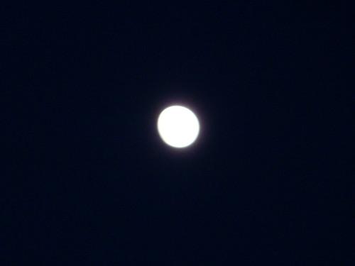 Luna desde el Fuji