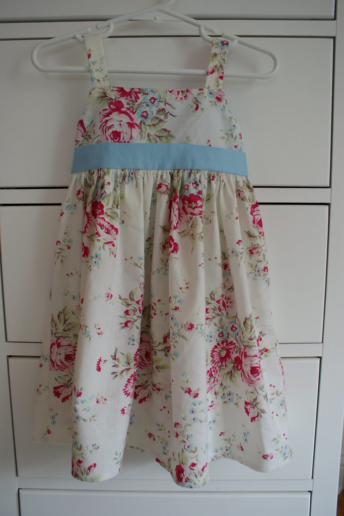 Mary's dress front