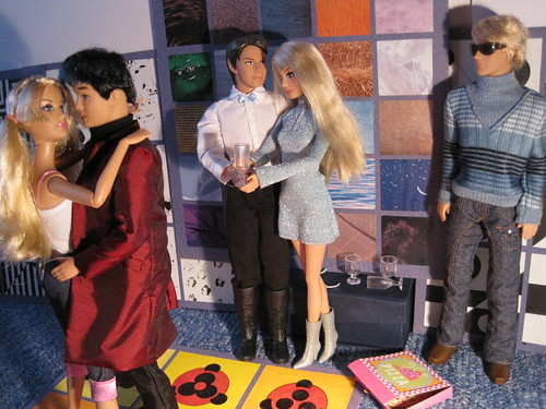 IRENgorgeous: Magic Kingdom filled with Barbie dolls 3862293397_b9a7755dac