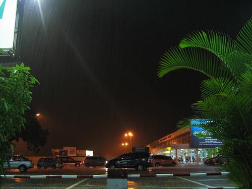 Da Nang lluviosa