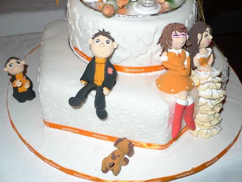 41st Wedding Anniversary Gift: Kee Hua Chee Live!: WINNIE SIN'S 20TH WEDDING ANNIVERSARY