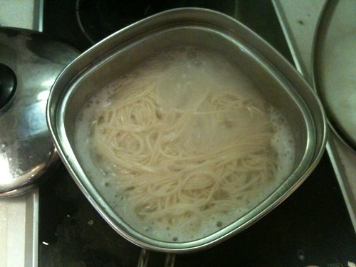 즉석 셀프 비빔면 만들기(3)