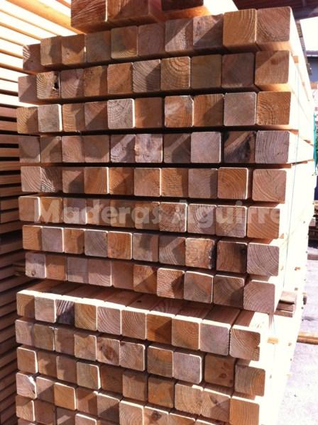 EcoPostes Pino R4 2500x100x100