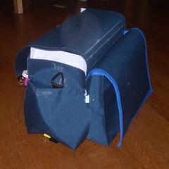 GBRB (Giant blue rando bag)