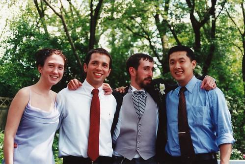 Merrica, Rodrigo, Yancy, Keisuke