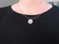 Iron Craft Challenge #23 - Map Necklace