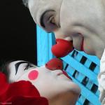BEIJO DE PALHAÇO (Clown's Kiss)