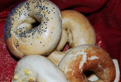 10 Bagel Bits for Sunday Morning