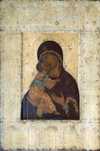 003-Nuestra Señora de Vladimir. Andrei Rublev