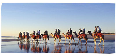 WA Broome, by Tourism Australia