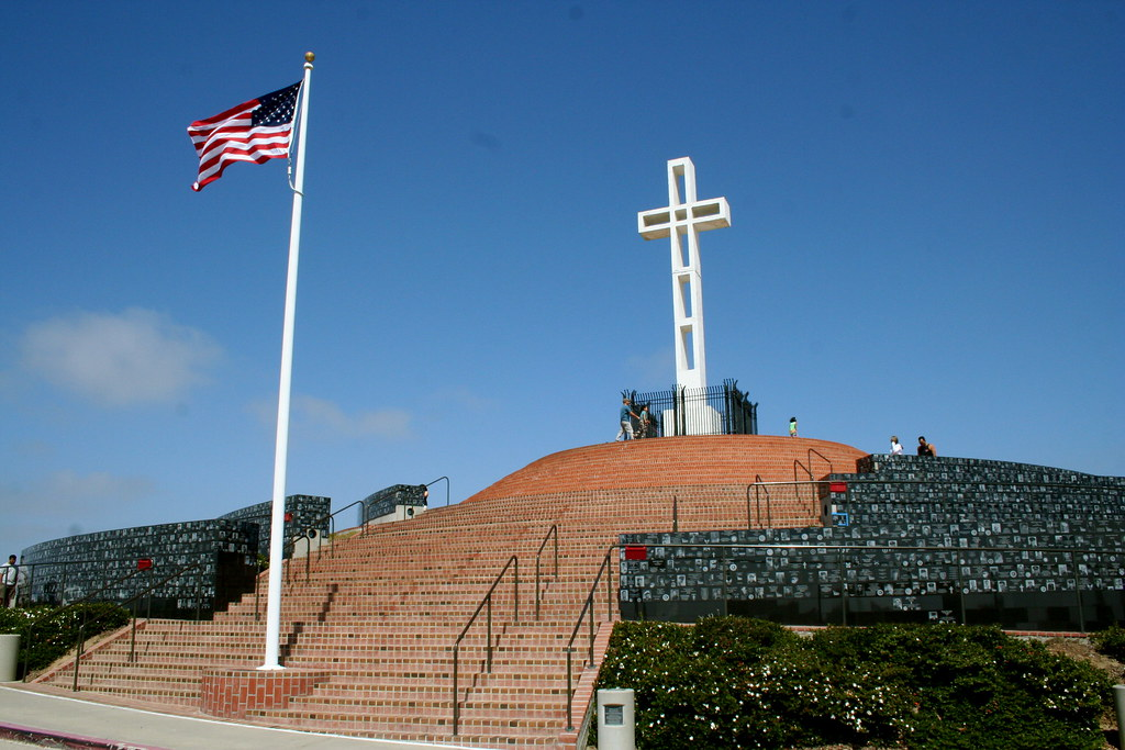 Mt. Soledad San Diego, CA by Steve Suhrheinrich, on Flickr