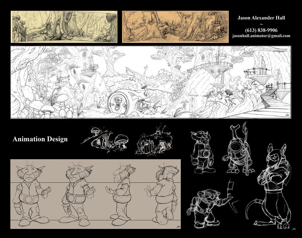 design foliopage
