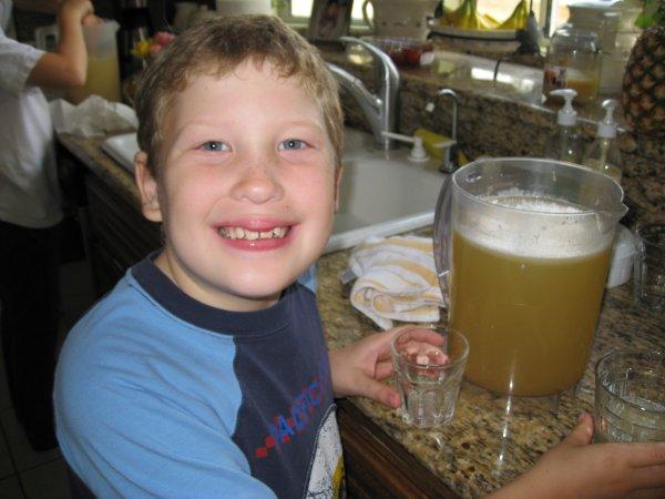 Vance lemonade