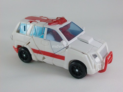 Transformers Ratchet Classic Henkei - modo alterno