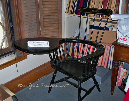Peter Smiths Bank Desk Chair