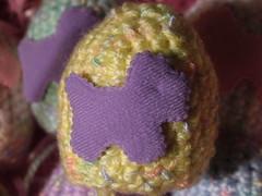 Yellow Scottie Easter Egg Cozy
