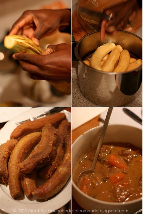 Piatto del Camerun