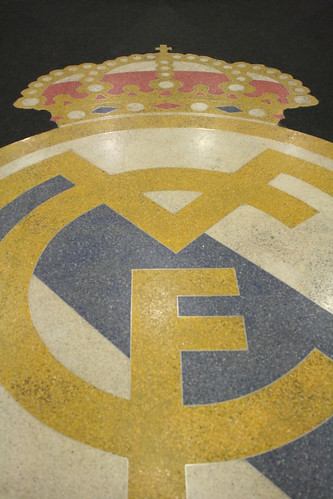 real madrid logo 3d. Real Madrid Logo by Fred_T