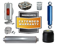 PACCAR Parts-Extended Warranty