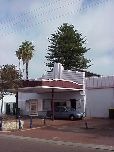 former Scott's Garage, Mandurah