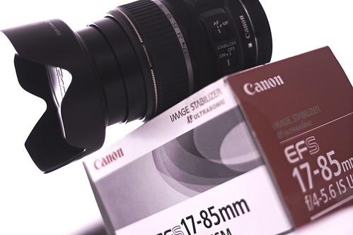 My IS lens