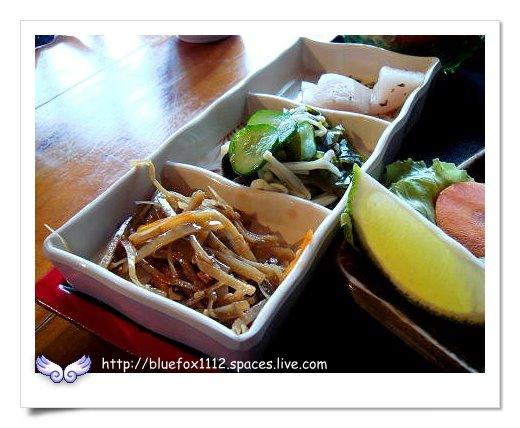 090308金山塔帕笠屋13_烤鮮魚定食-漬物