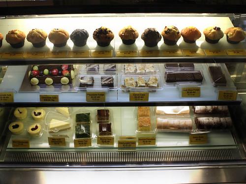Opus Deli's bakes