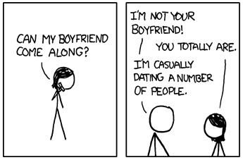 boyfriend from http://xkcd.com/539/