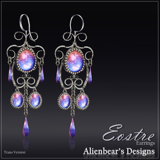 Eostre Earrings Multi MS
