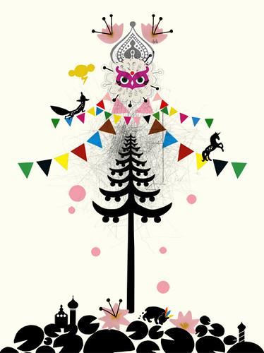 Elisabeth Dunker illustration