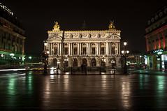 Opra National de Paris #2 (Craigyc) Tags: longexposure house paris france night opera exposure phantom 18105 d90 opranationaldeparis nikond90