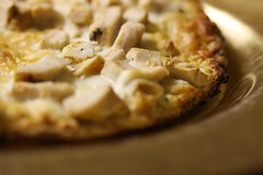 (*Qatar) Tags: pizza homemade italianfood chickencesar