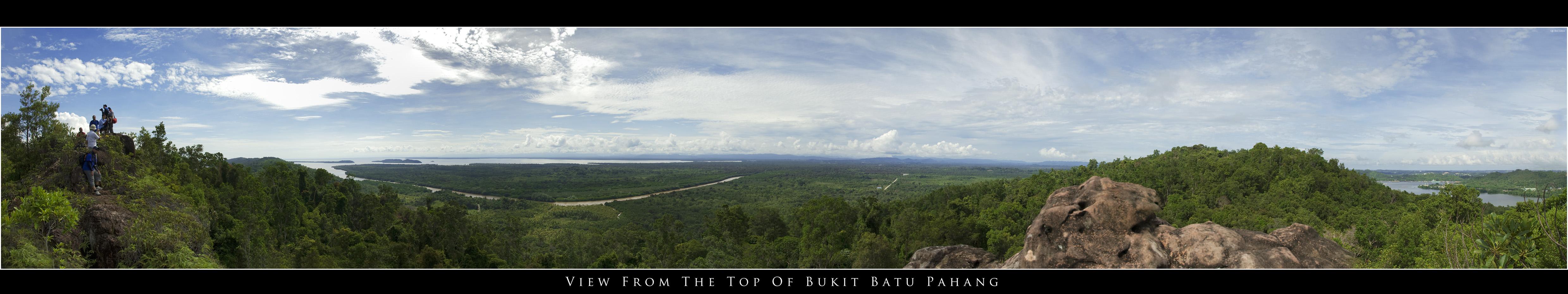 Bukit Batu Pahang Panorama