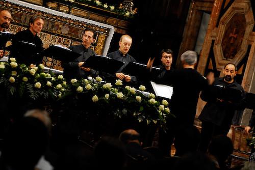 15.IX - Gli Odhecaton Ensemble a Santa Maria della Passione(1)