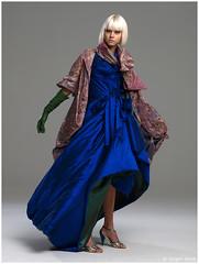 MrParrot by Xenia (Jrgen Joost) Tags: bluedress mrparrot