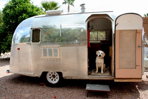 Modern Gypsy Caravans http://thefabmissb.blogspot.com/2010/03/even-though-we-have-contract-to-stay.html