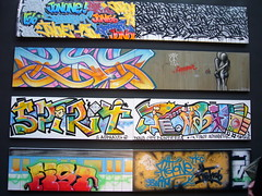 jonone spirit psyckoze fist (nattynattyboom) Tags: show paris art graffiti spirit tag au grand exhibition collection exposition fist palais jonone psyckoze gallizia
