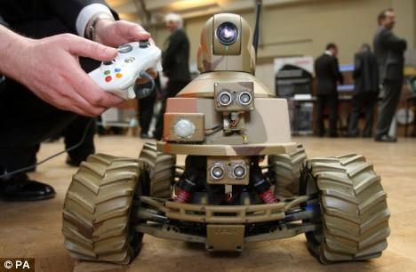 Testudo: Robô explorador