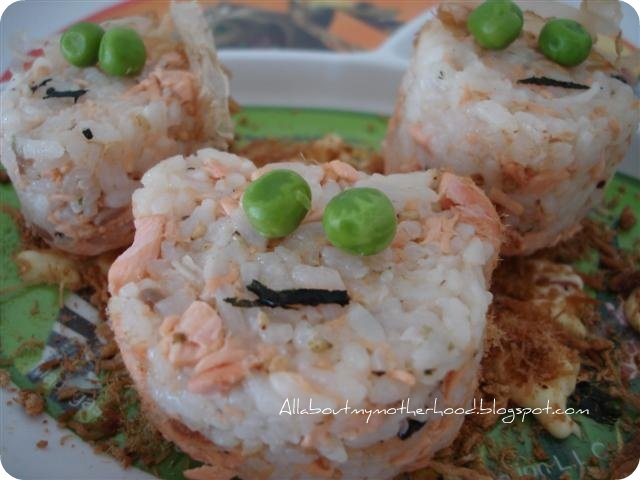 Salmon Onigiri - Part I