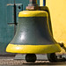 Bell on the GE 50 Ton